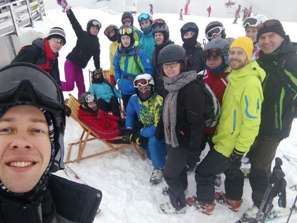 Stredisková lyžovačka